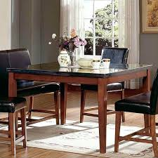 Acme Dining Room Set Dining Room Chairs Cherry Acme Counter Height Dining Room Set In