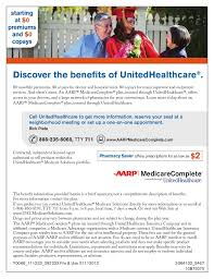 united healthcare producer help desk southern california 0 premium aarp unitedhealthcare medicare plans