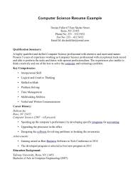 See Resume Beautifully Idea Science Resume Examples 10 Science Resume
