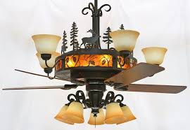 chandelier with ceiling fan attached chandelier interesting modern rustic chandeliers remarkable