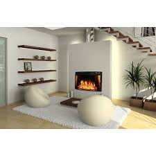 elite flame 28 inch curved electric fireplace insert