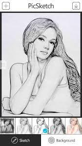 picsketch u2013 pencil sketch u0026 drawing photo filter effects