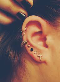 piercing ureche hipsters style swag ear piercings piercings