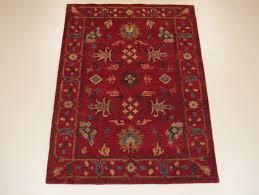 4 x 6 hand knotted oriental rugs area rugs kazak afghan ankhoy