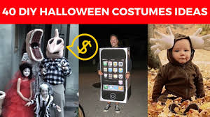 40 awesome diy halloween costumes you can make by yourself