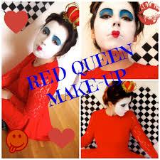 queen of hearts diy halloween costume u0026 makeup youtube
