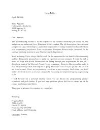 Cover Letter For Nursing Resume trainee cover letter