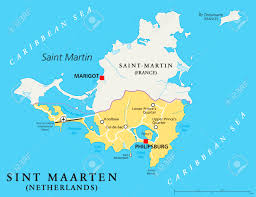 Map Of Southern Caribbean by Map Of Netherlands You Can See A Map Of Many Places On The List