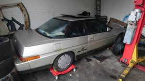 1986 subaru xt subaru xt turbo coupe not happening retro rides