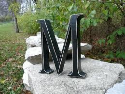 Home Decor Letters Of Alphabet Home Decor Letters Of Alphabet Wood Letters Free Standing Wood