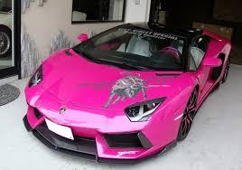 lamborghini aventador pink official lamborghini aventador roadster by vitt squalo in pink