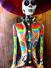 dia de los muertos home decor crumps clothing