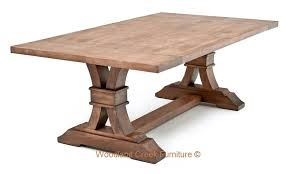 modern tuscan dining table elegant rustic table antique