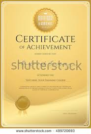 gold certificate stock images royalty free images u0026 vectors