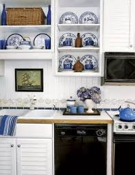 56 best my blue and white kitchen images on pinterest home