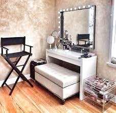 Beauty Vanity With Lights Vanities Professional Makeup Vanity Table With Lights