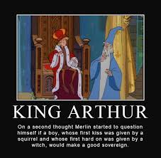 Meme Disney - king arthur disney know your meme