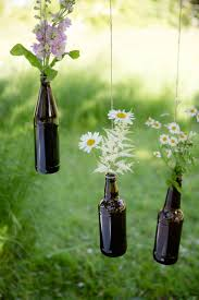 sealed bottle garden garden art ideas wine bottles 17 relaxing wind chimes ideas to