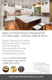 Rating Kitchen Cabinets Golden Home Works 20 Photos Cabinetry 136 Race St Downtown
