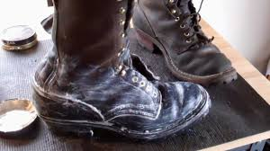 good motorcycle shoes how to properly care for wildland boots pt 3 youtube