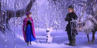 frozen u0027 snowman olaf sings u0027in summer u0027 disney movie huffpost
