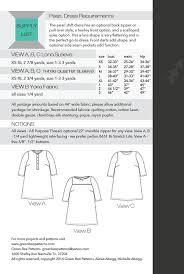pattern a line shift dress pearl shift dress pdf green bee design and patterns