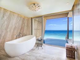 Pool Bathroom The St Regis Maldives Vommuli Travel Escape Maldives