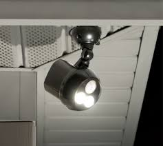 battery operated motion activated light battery powered outdoor sensor lights outdoor lighting