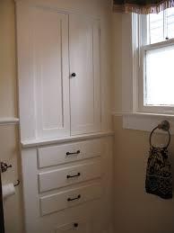 bathroom built in storage ideas built in white wooden storage ideas with drawers and white wooden
