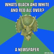Newspaper Meme Generator - black and white meme generator image memes at relatably com