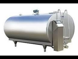 design of milk storage tank bulk milk cooler youtube