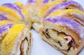 king cake baby jesus king cake challah the nosher