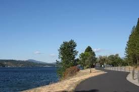 A Place Cda Coeur D Alene Parkway Idaho Parks Recreation