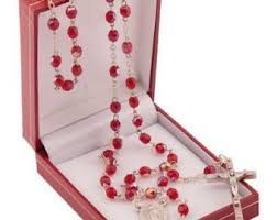 rosary from the vatican vatican rosary each pater bead has a basilica of rome