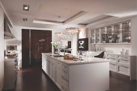 Large Kitchen Islands by Kitchen Gray And White Kitchen Decor Ideas With Large Kitchen