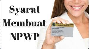membuat npwp lewat online 3 syarat membuat npwp pribadi karyawan dan online lengkap