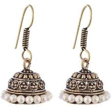 lotan earrings punjabi jhumka earrings best earring 2017
