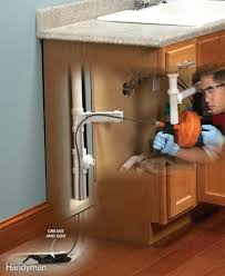 Clogged Sink How To Unclog A Kitchen Sink With Garbage Disposal 2017 Also
