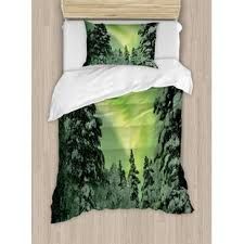 themed duvet cover travel themed bedding wayfair
