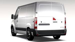 opel van opel movano l1h1 van 2016 3d model vehicles 3d models utility 3ds