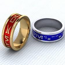 wars wedding rings the 23 most wars wedding rings wow gallery