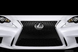 lexus is grill 2014 lexus is officially revealed in 22 high res photos