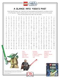Halloween Word Search Free Printable Star Wars Printables And Activities Word Search Star Wars Party