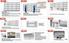 imp non fiberglass reflective garage door insulation kit 18 feet