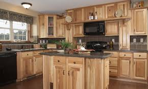 cabinet beautiful hickory cabinets design check out rustic