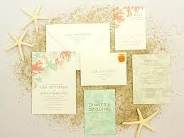 beachy wedding invitations sand dollar wedding invitations watercolor sand dollar invitation