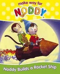 noddy builds rocket ship enid blyton