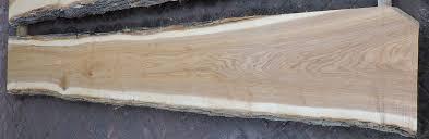 live edge table top 8 4 ash live edge table top slab 1553 logs to lumber