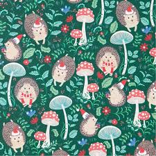 hedgehog wrapping paper jillson bulk gift wrap hedgehog ream 833