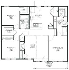 one story four bedroom house plans 3 bedroom house plans ianwalksamerica